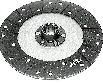 "M513576 CLUTCH DISC, 10-1/2"", 10 spline, 1-1/8"" hub"