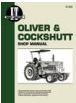 202 Oliver and Cockshutt Tractor Manual Compilation